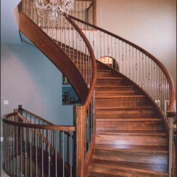 Staircase (Plank,Riser,Handrail, Railing, Marvel Skirting)